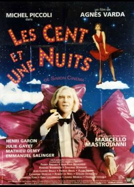 affiche du film CENT ET UNE NUITS DE SIMON CINEMA (LES)
