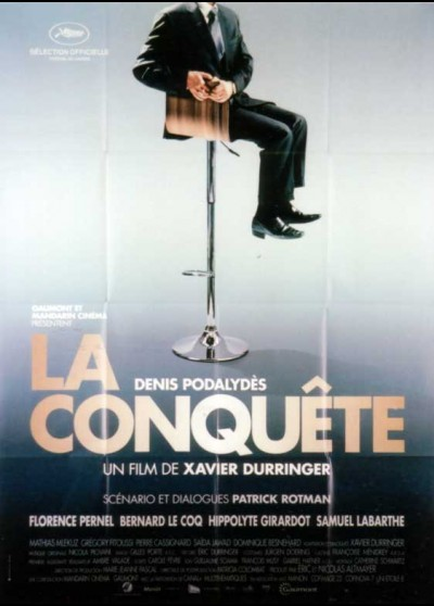 CONQUETE (LA) movie poster