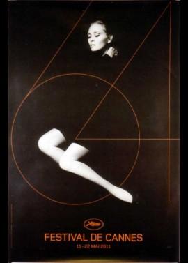affiche du film FESTIVAL DE CANNES 2011