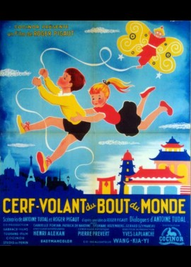 CERF VOLANT DU BOUT DU MONDE movie poster
