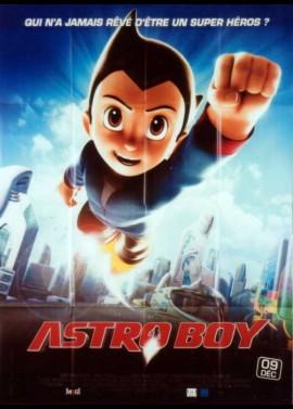 affiche du film ASTRO BOY