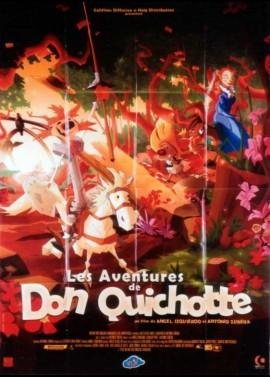 affiche du film AVENTURES DE DON QUICHOTTE (LES)