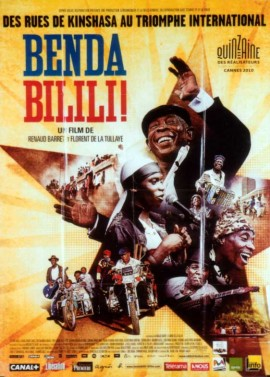 BENDA BILILI movie poster