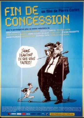 FIN DE CONCESSION movie poster