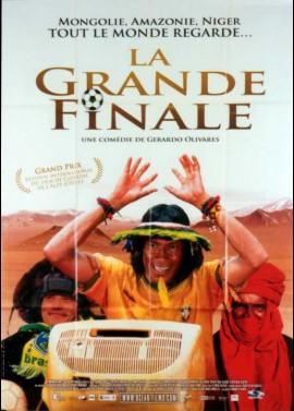 GRAN FINAL (LA) movie poster