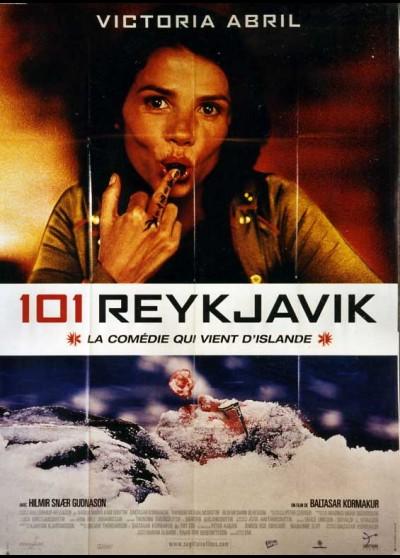 affiche du film CENT UN REYKJAVIK