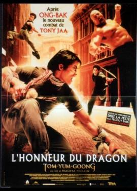 affiche du film HONNEUR DU DRAGON (L')