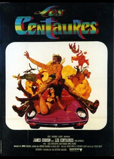 affiche du film CENTAURES (LES)