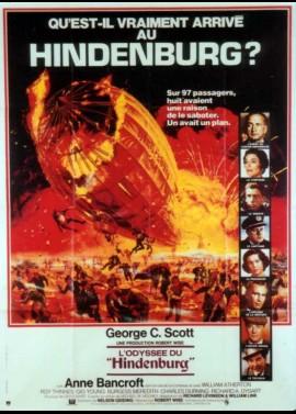 HINDENBURG (THE) movie poster