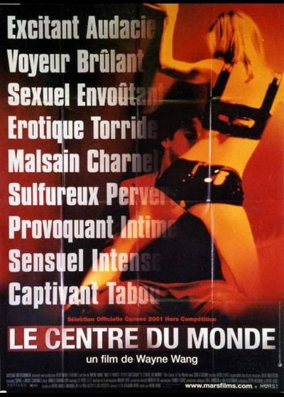 affiche du film CENTRE DU MONDE (LE)
