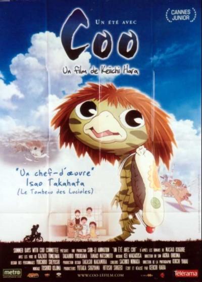 UN ETE AVEC COO movie poster