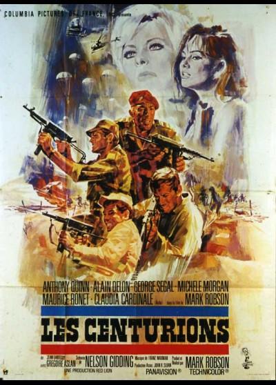 affiche du film CENTURIONS (LES)