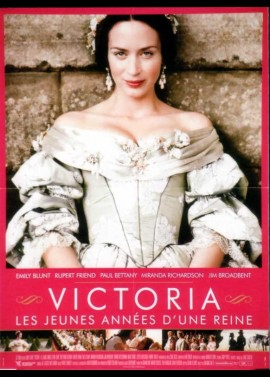 YOUNG VICTORIA (THE) movie poster