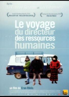 affiche du film VOYAGE DU DIRECTEUR DES RESSOURCES HUMAINES (LE)