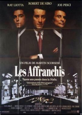 affiche du film AFFRANCHIS (LES)