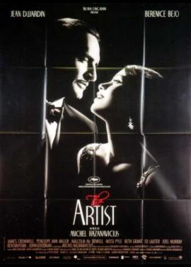 affiche du film ARTIST (THE)