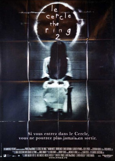 affiche du film CERCLE 2 (LE) THE RING 2