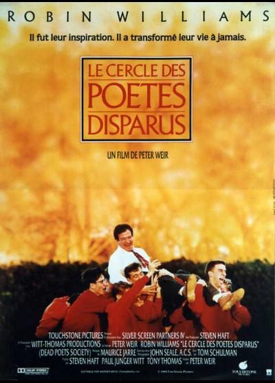 affiche du film CERCLE DES POETES DISPARUS (LE)