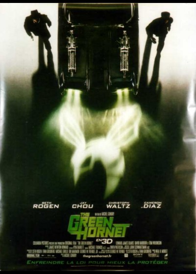GREEN HORNET (THE) movie poster
