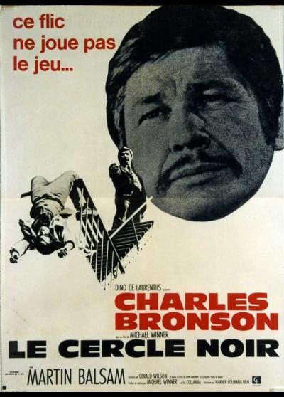 affiche du film CERCLE NOIR (LE)