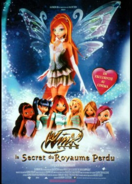 WINX CLUB IL SEGRETO DEL REGNO PERDUTO movie poster