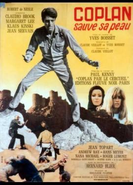 affiche du film COPLAN SAUVE SA PEAU