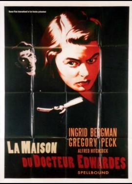 affiche du film MAISON DU DOCTEUR EDWARDES (LA)