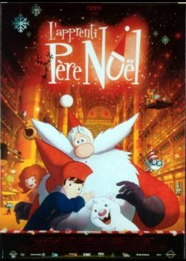 affiche du film APPRENTI PERE NOEL (L')