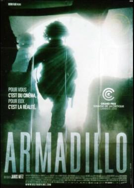 affiche du film ARMADILLO