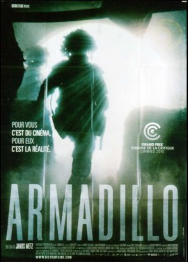 ARMADILLO movie poster