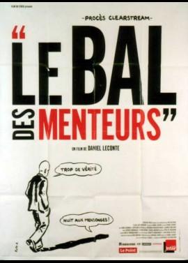 affiche du film BAL DES MENTEURS (LE)