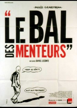 BAL DES MENTEURS (LE) movie poster