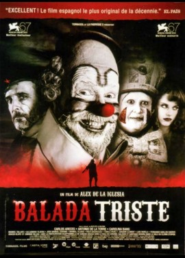 BALADA TRISTE DE TROMPETA movie poster