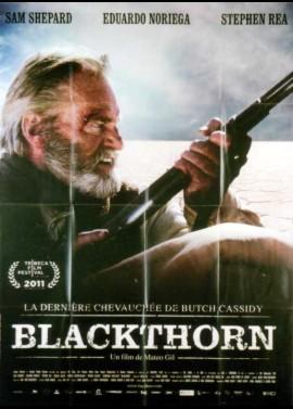 affiche du film BLACKTHORN
