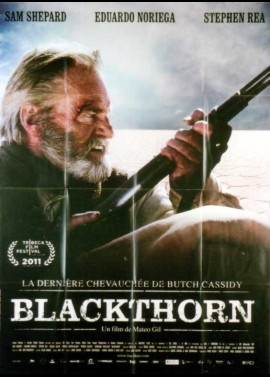 BLACKTHORN movie poster