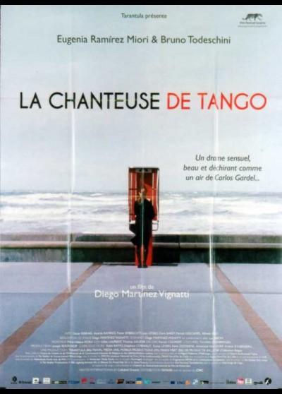CANTANTE DE TANGO (LA) movie poster
