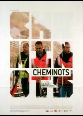 affiche du film CHEMINOTS
