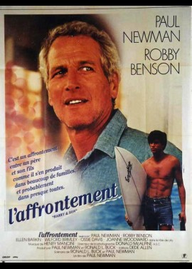 affiche du film AFFRONTEMENT (L')