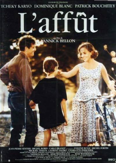 affiche du film AFFUT (L')