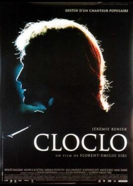 affiche du film CLOCLO