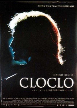 CLOCLO movie poster