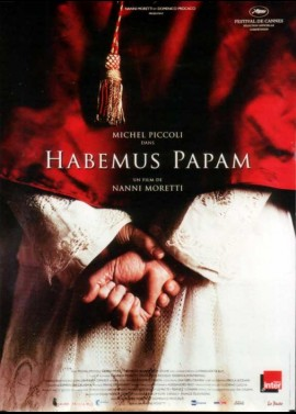 HABEMUS PAPAM movie poster