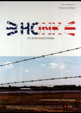 HONK movie poster