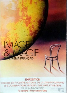 IMAGE ET MAGIE DU CINEMA FRANCAIS movie poster