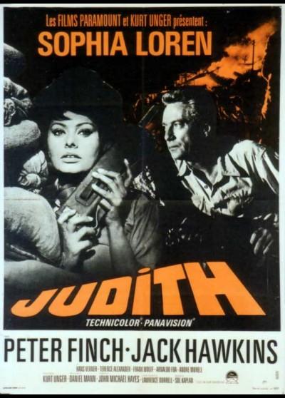 JUDITH movie poster
