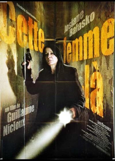 CETTE FEMME LA movie poster