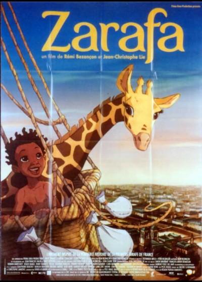 ZARAFA movie poster