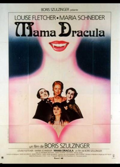 MAMA DRACULA movie poster