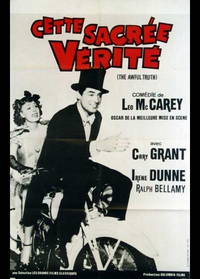 affiche du film CETTE SACREE VERITE