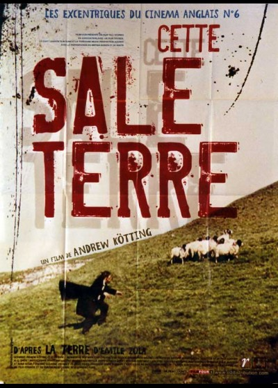affiche du film CETTE SALE TERRE